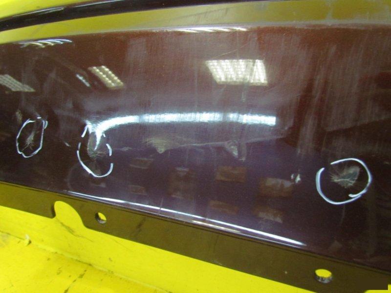 Юбка бампера задняя левая Maserati Levante