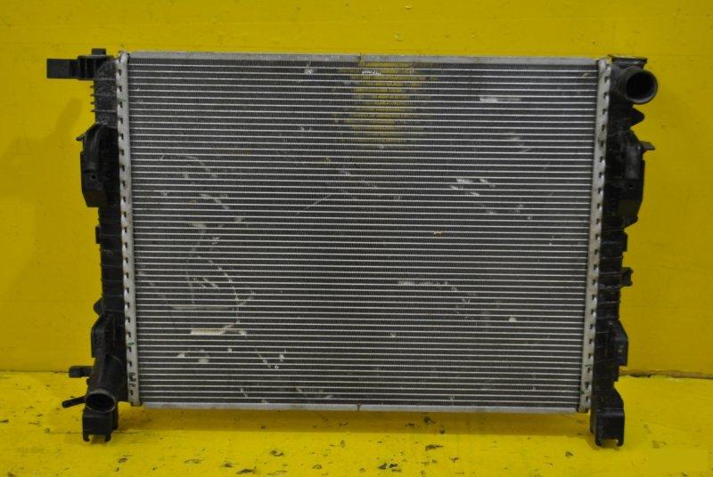 Радиатор основной Renault Duster 2013- 214106179R БУ