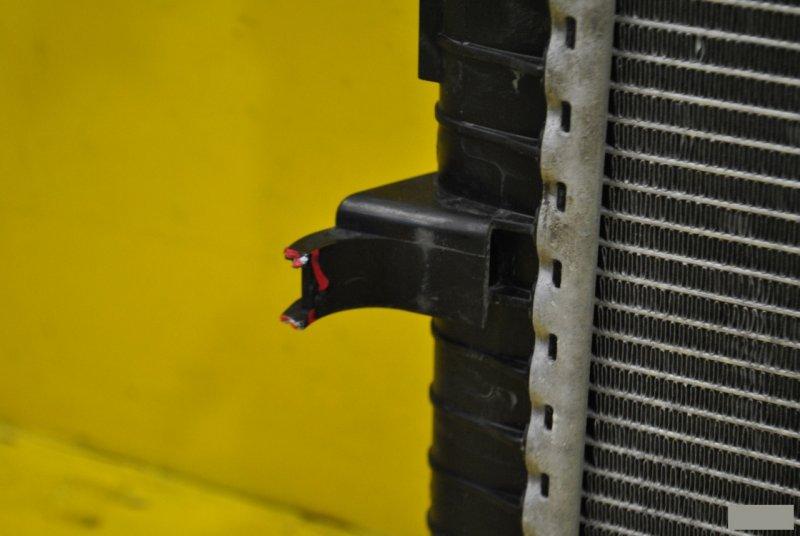 Радиатор основной Duster 2013-