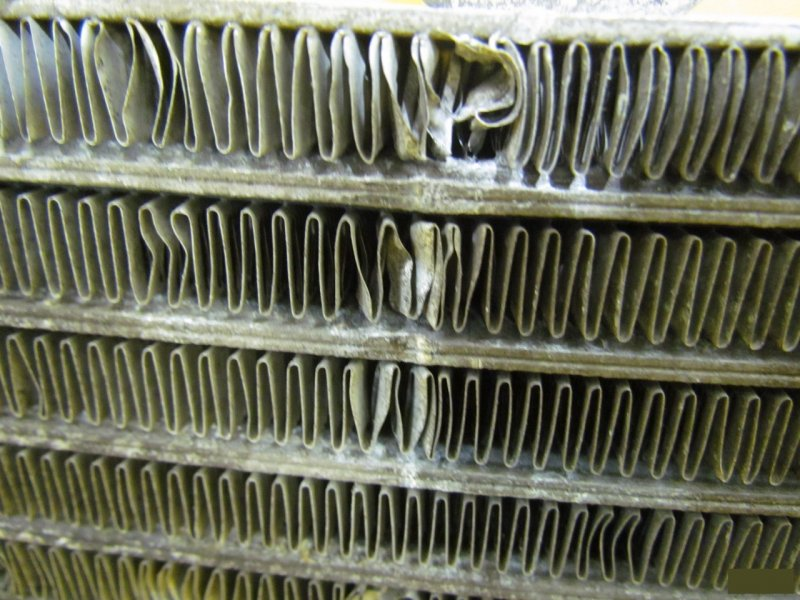 Радиатор АКПП Renault Duster 1