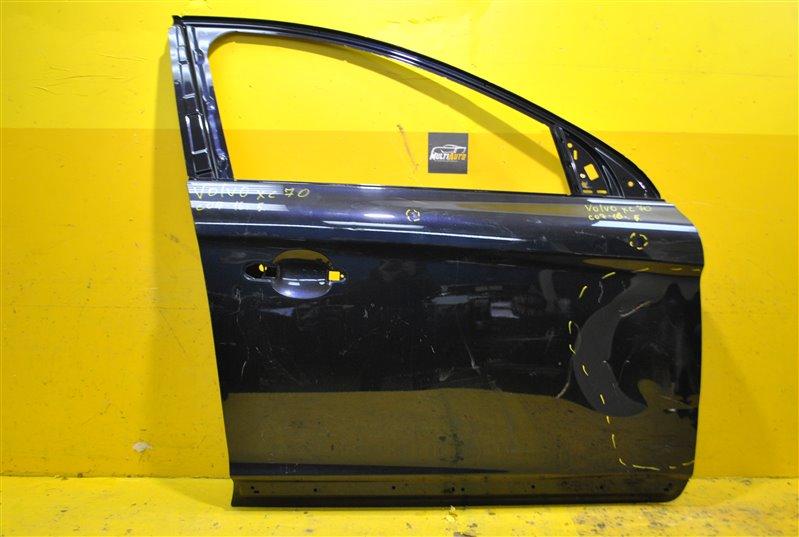 Дверь передняя правая Volvo XC70 2007-2016 1 контрактная