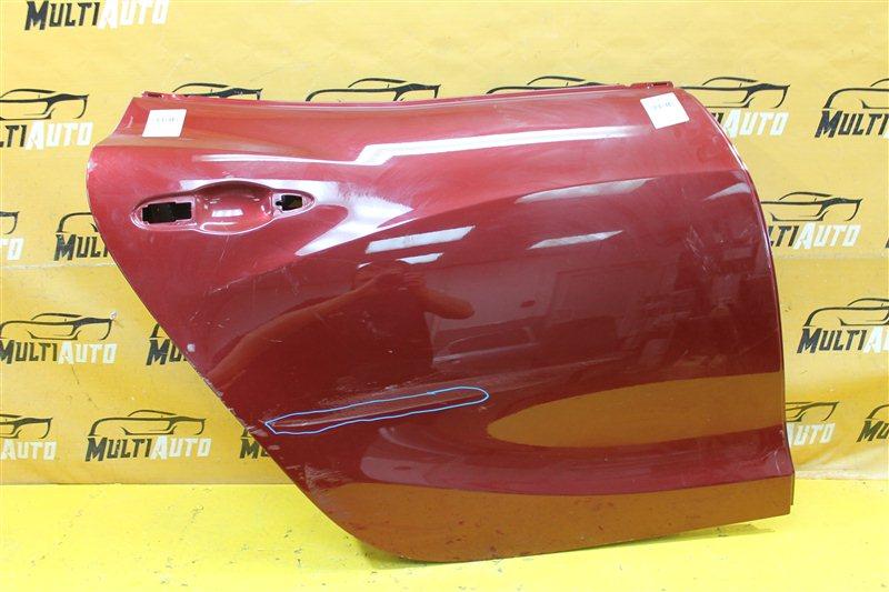 Дверь задняя правая Maserati Ghibli 2013-2020 M157 БУ