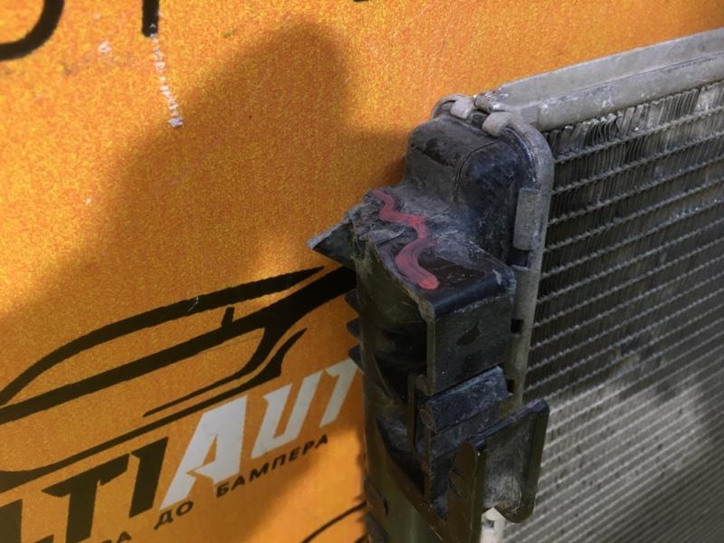 Радиатор охлаждения двигателя Logan 2009-2015 1