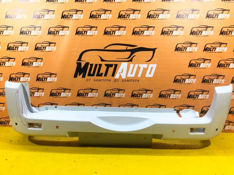 Бампер задний Suzuki Grand Vitara 2012-2015 JT 7181177K10 БУ