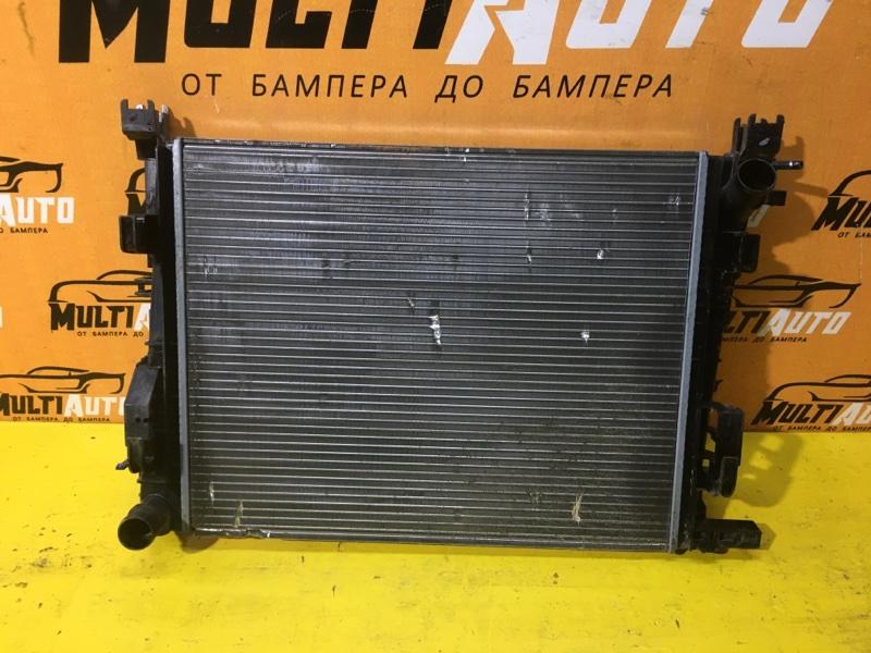 Радиатор основной Lada Vesta 2015-2020 1 214105731r БУ