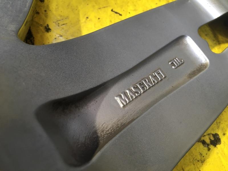 Диск задний Quattroporte GTS 2012-2020 6