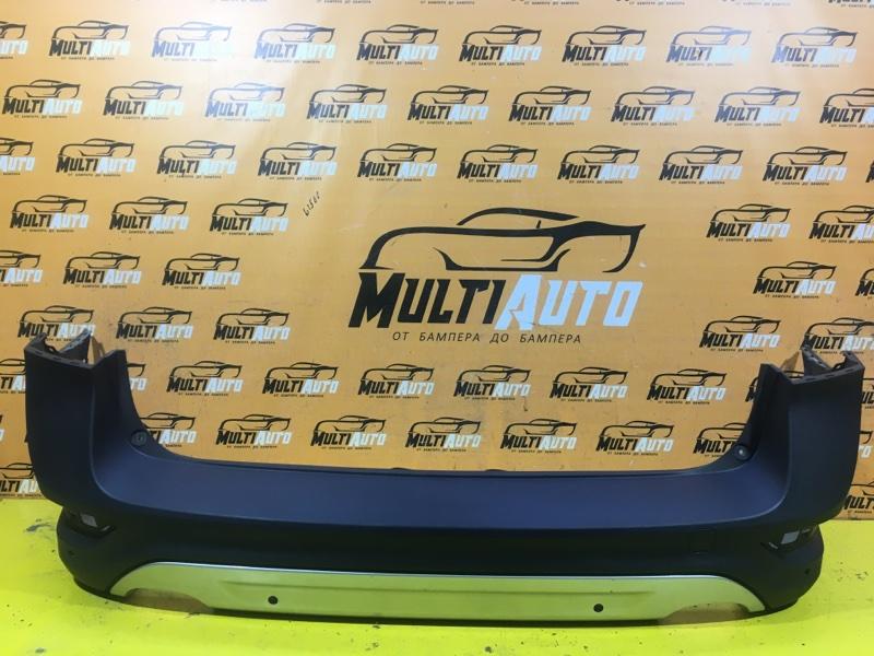 Бампер задний Volvo XC70 2013-2016 3 30678710 Б/У