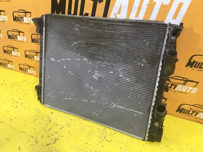Радиатор основной Maserati Levante 1
