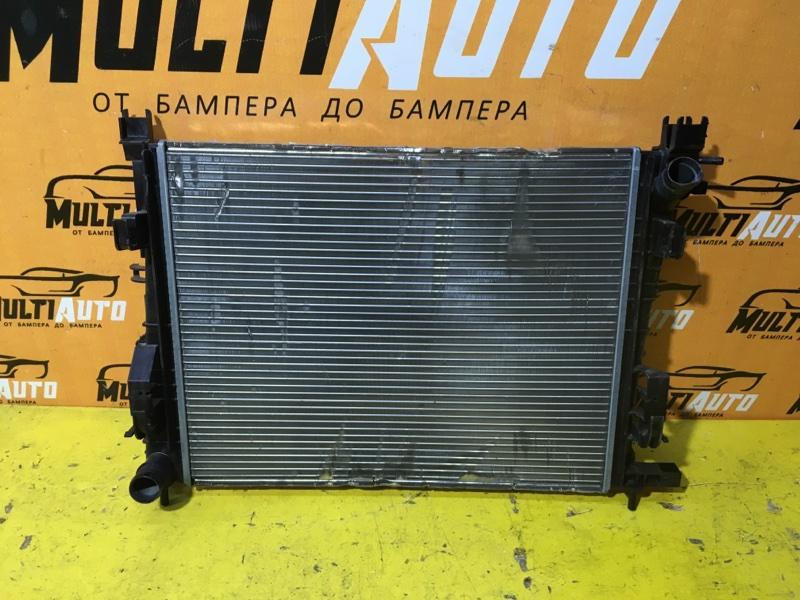 Радиатор основной Logan 2013-2020 2