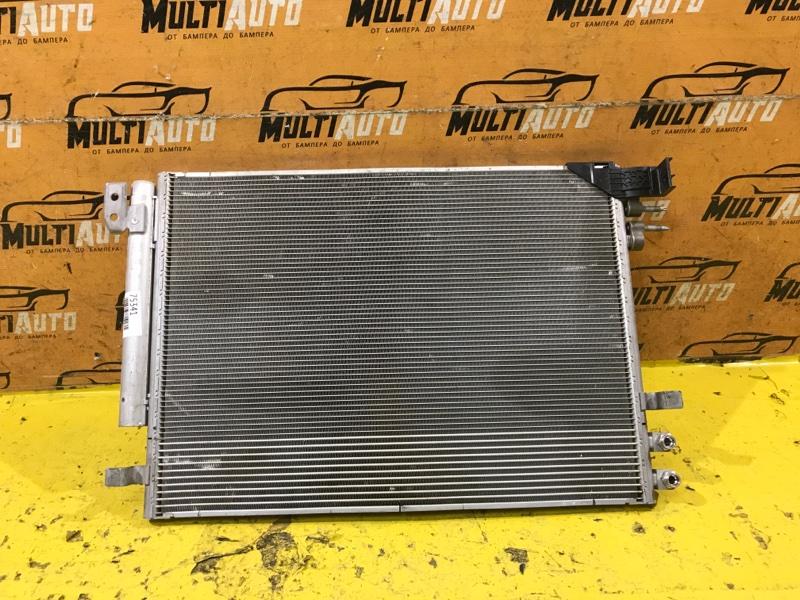 Радиатор кондиционера Chevrolet Camaro 2018- 6 22966151 БУ