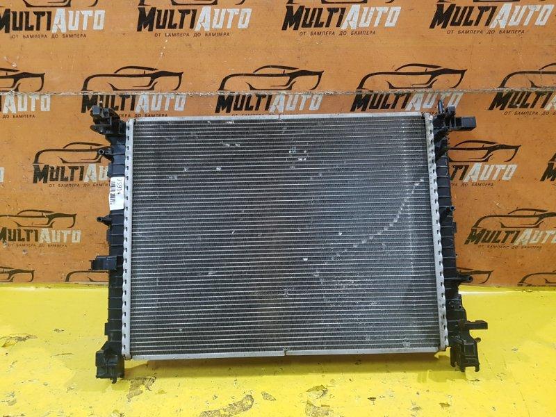 Радиатор основной Renault Duster 2010-2020 1 214108042r БУ