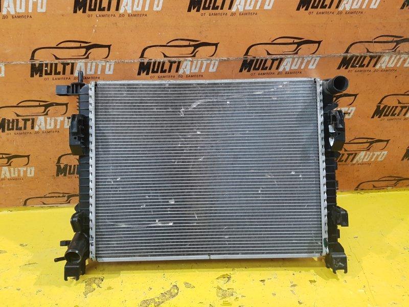 Радиатор основной Renault Duster 1