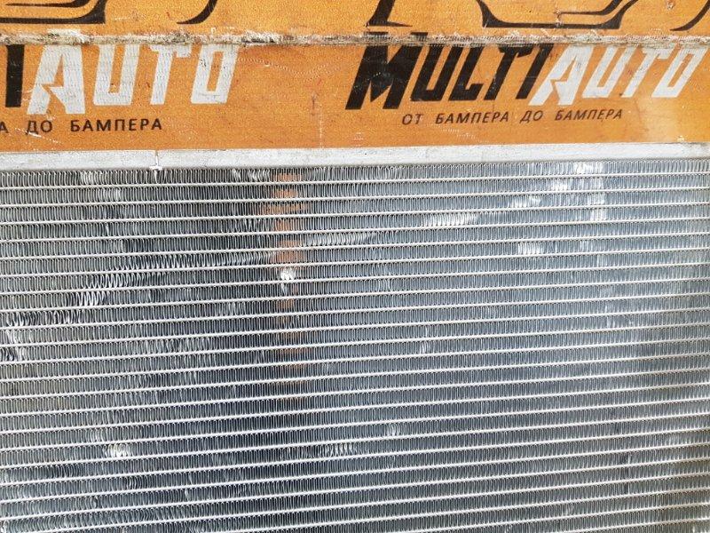 Радиатор основной Duster 2010-2020 1