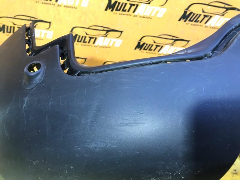 Юбка бампера задняя Countryman 2016-2020 F60