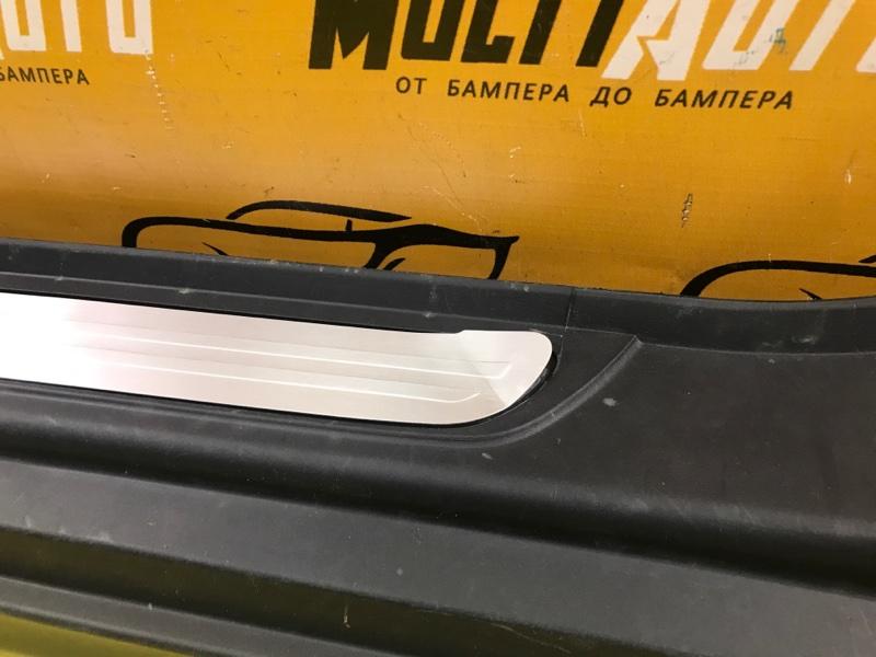 Накладка порога левая Hatch 2013-2018 F56