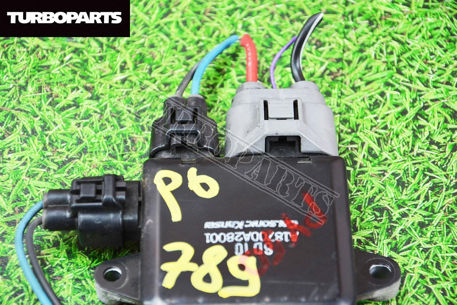Блок управления вентиляторами Fuga GY50 VQ25DE