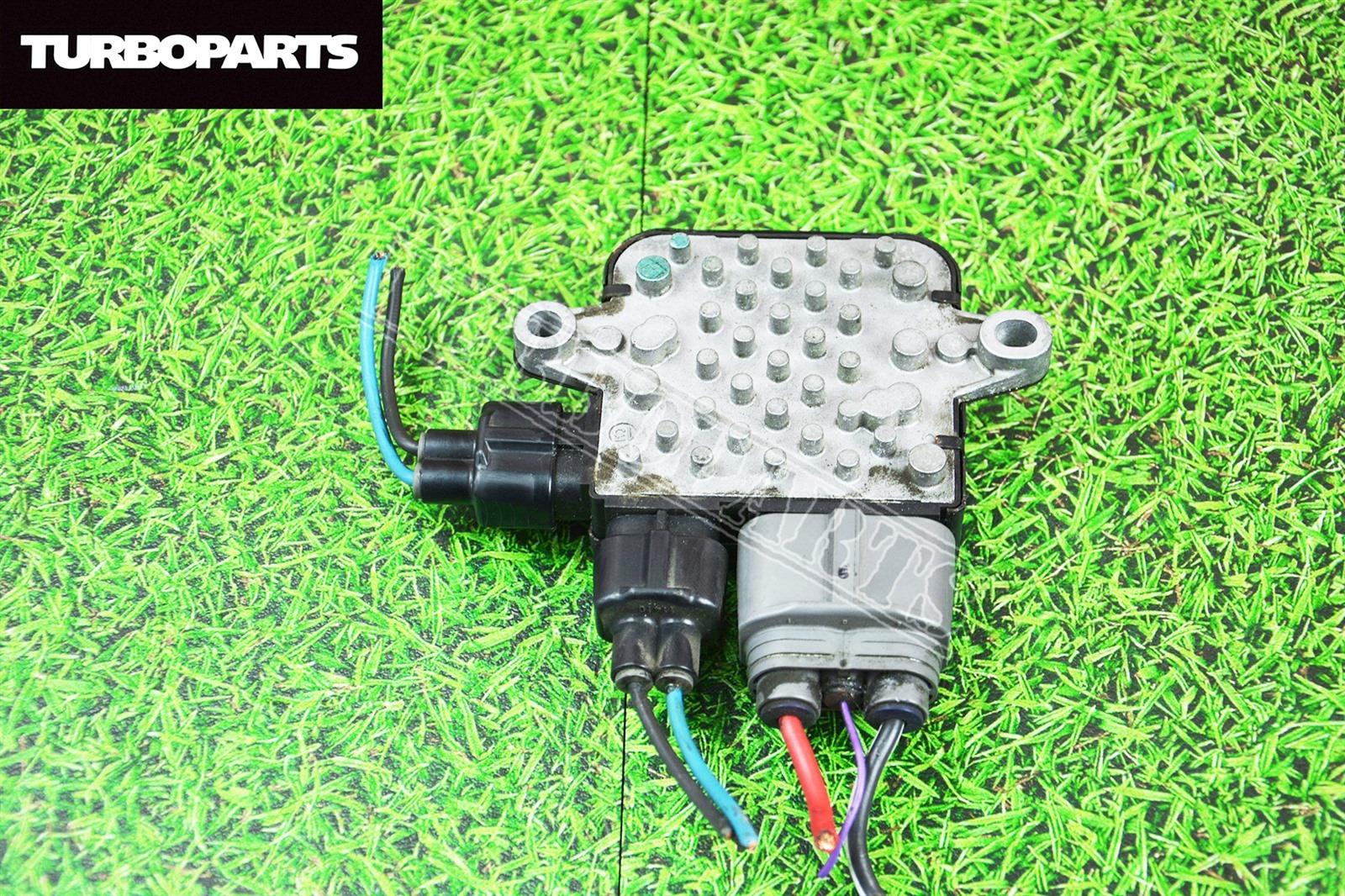 Блок управления вентиляторами NISSAN Fuga GY50 VQ25DE