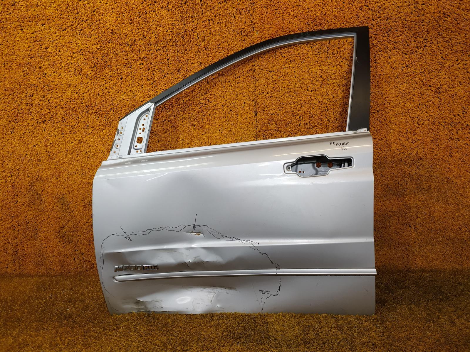 Дверь передняя левая Ssang Yong Kyron 2005-нв 1 6202109104 Б/У