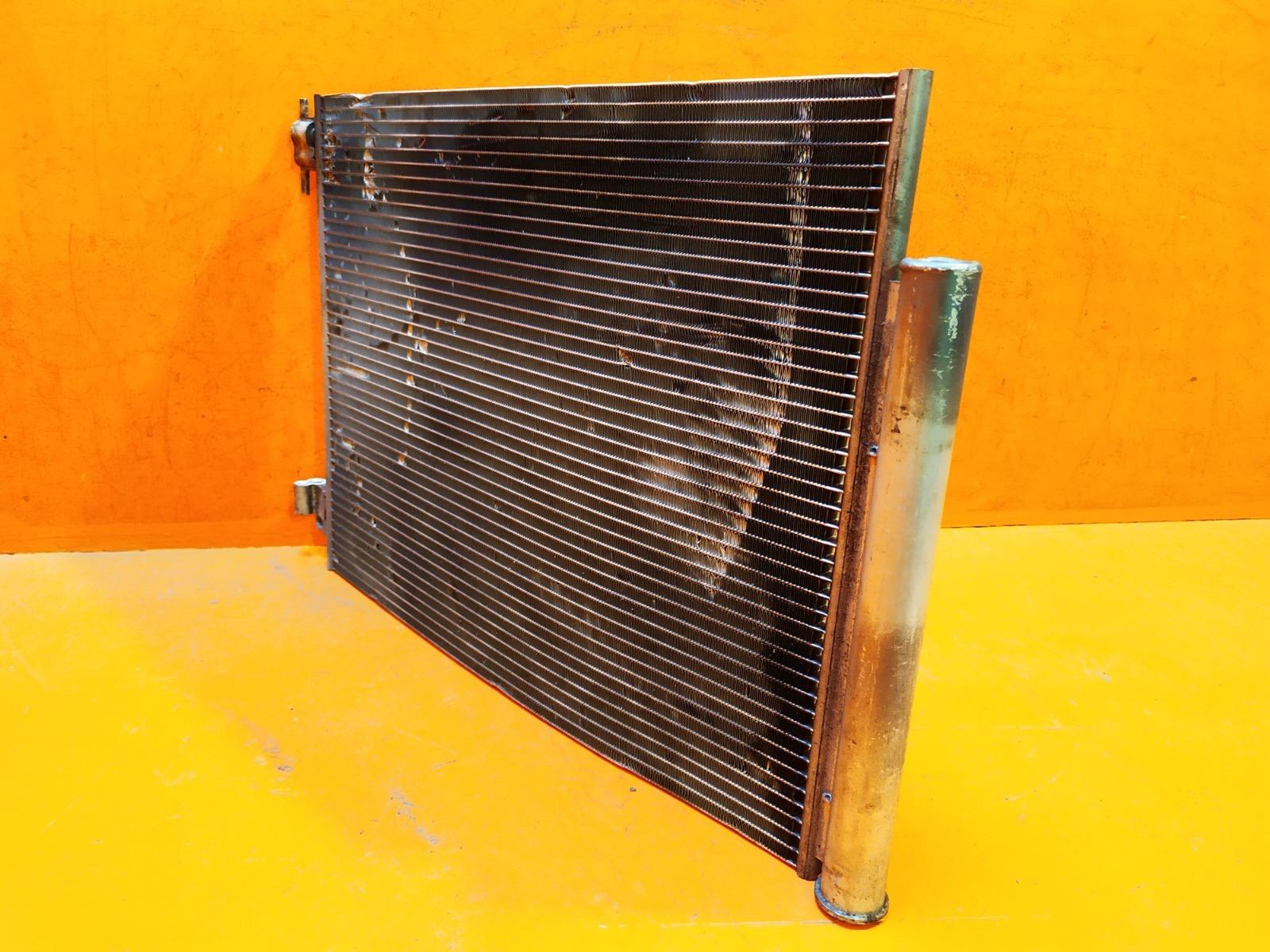 Радиатор Duster 2015-нв 1