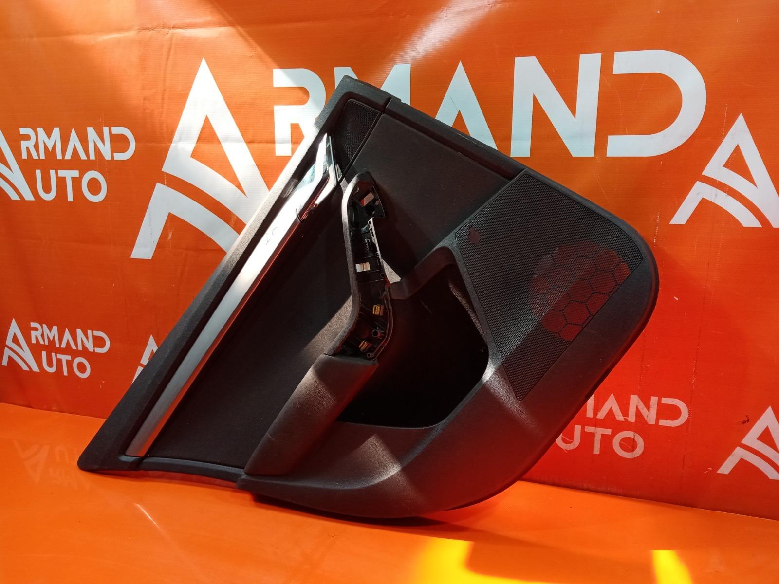 Обшивка двери задняя левая Octavia 2013-2020 3 A7 (5E)