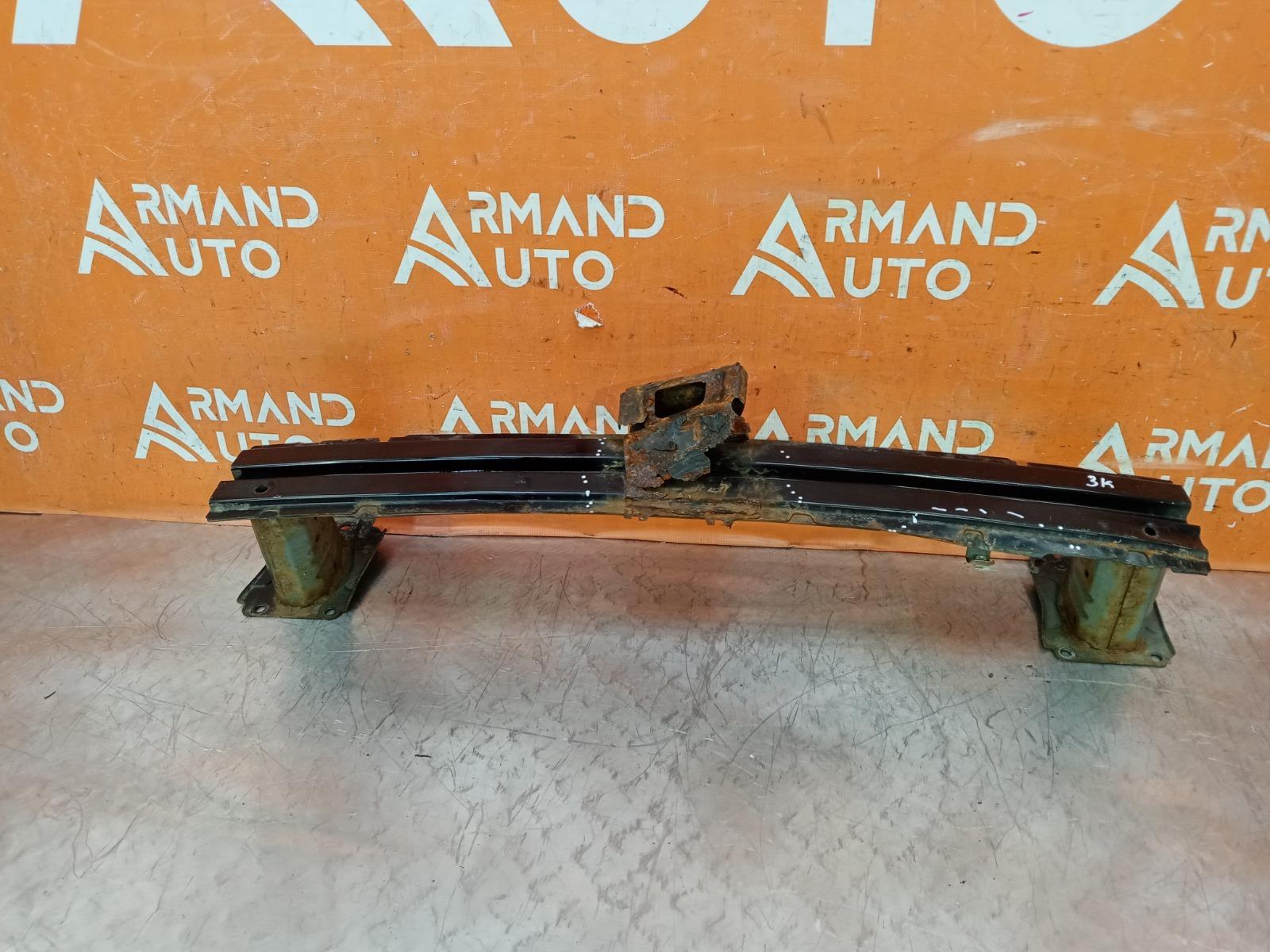 Усилитель бампера передний Mitsubishi Outlander 2012-нв 3 6400H568 контрактная