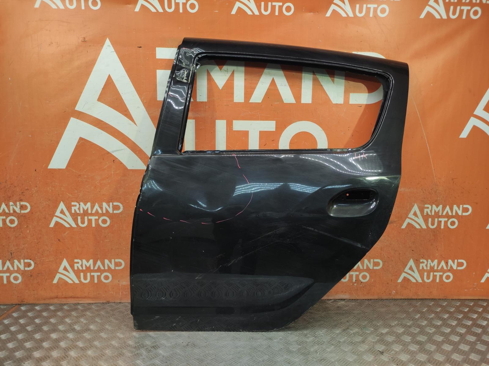 Дверь задняя левая Renault Sandero 2013-нв 2 821010747R контрактная