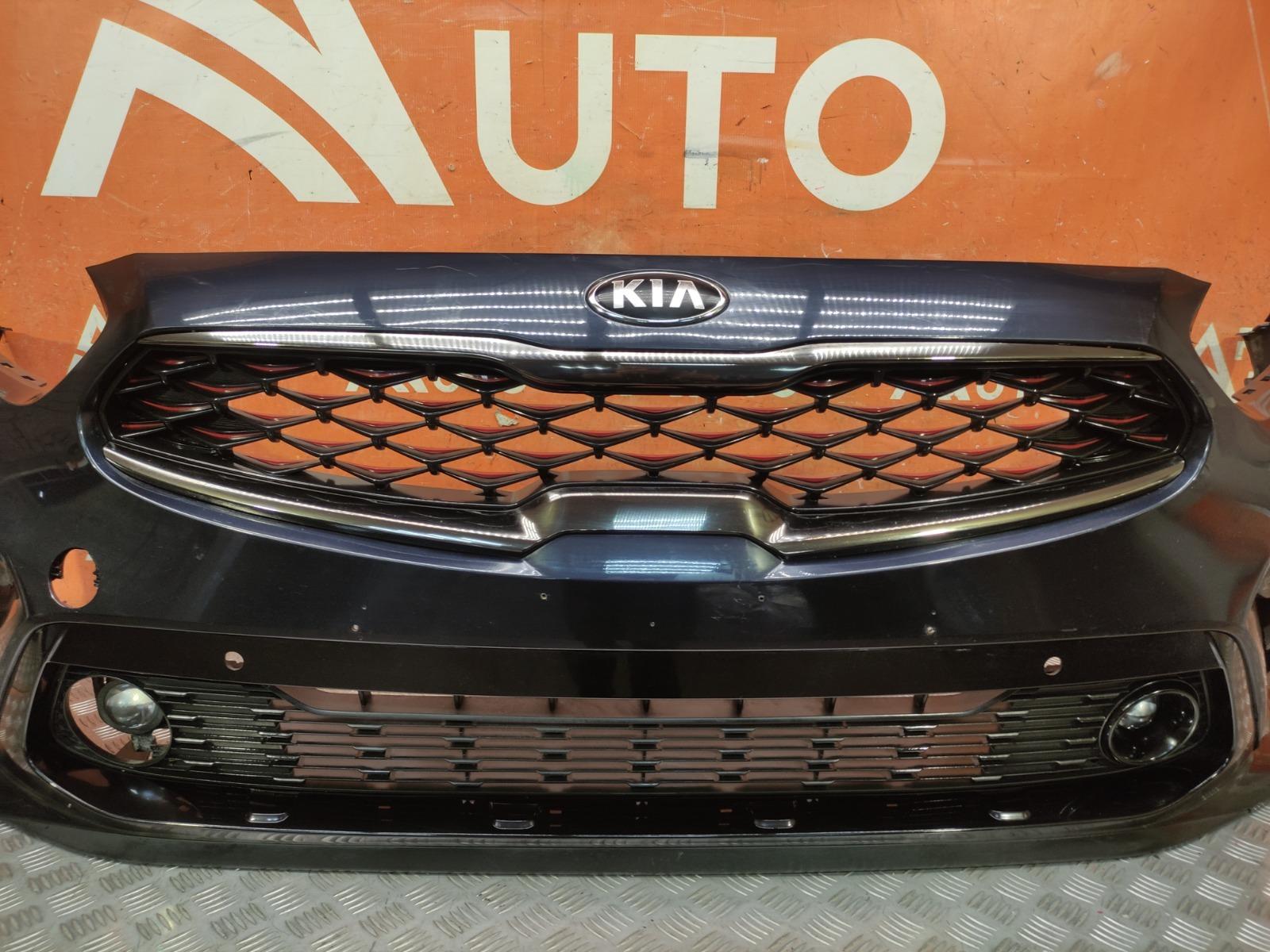Бампер передний Kia Cerato 4