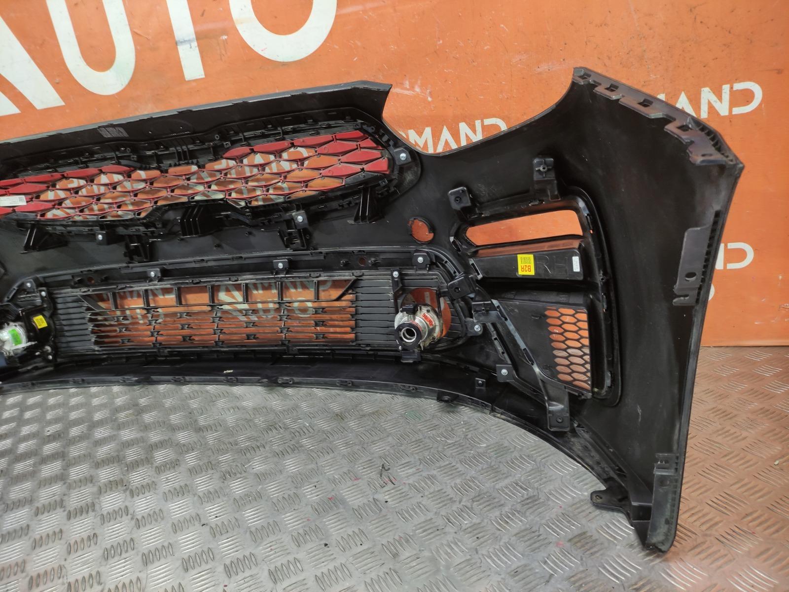 Бампер передний Cerato 2018-нв 4