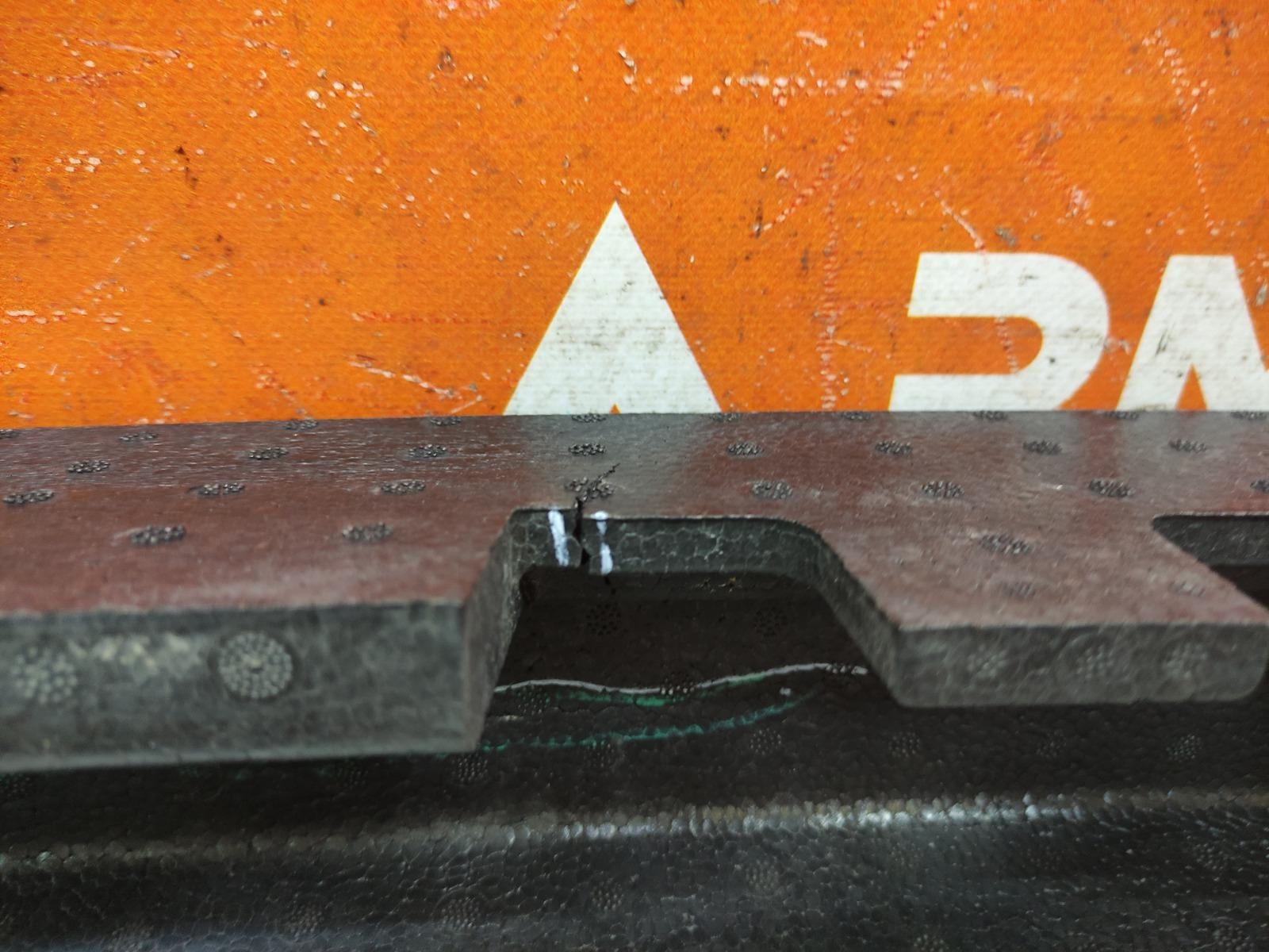 Абсорбер бампера передний Rapid 2014-нв 1