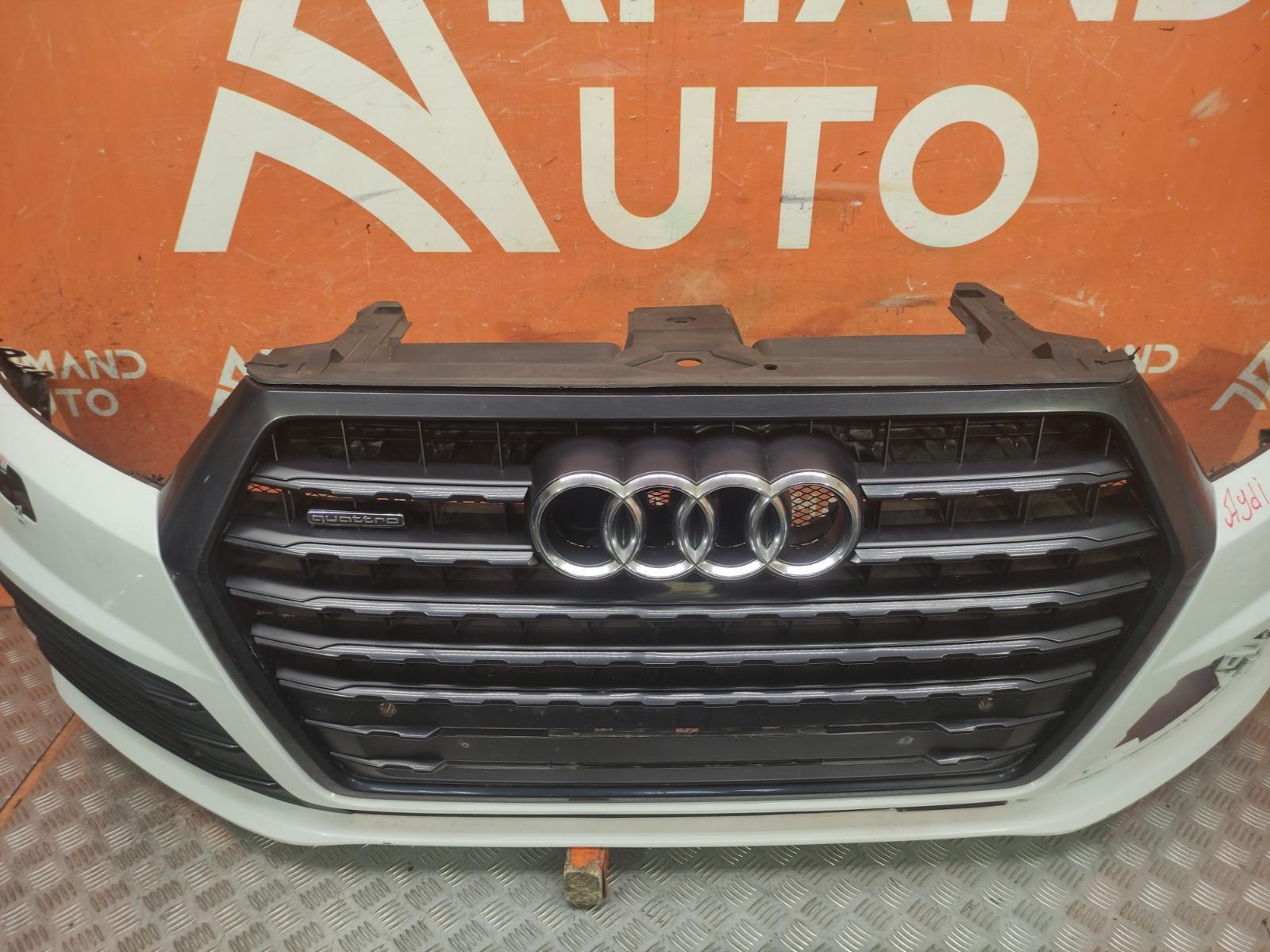 Бампер передний Audi Q7 2 4M