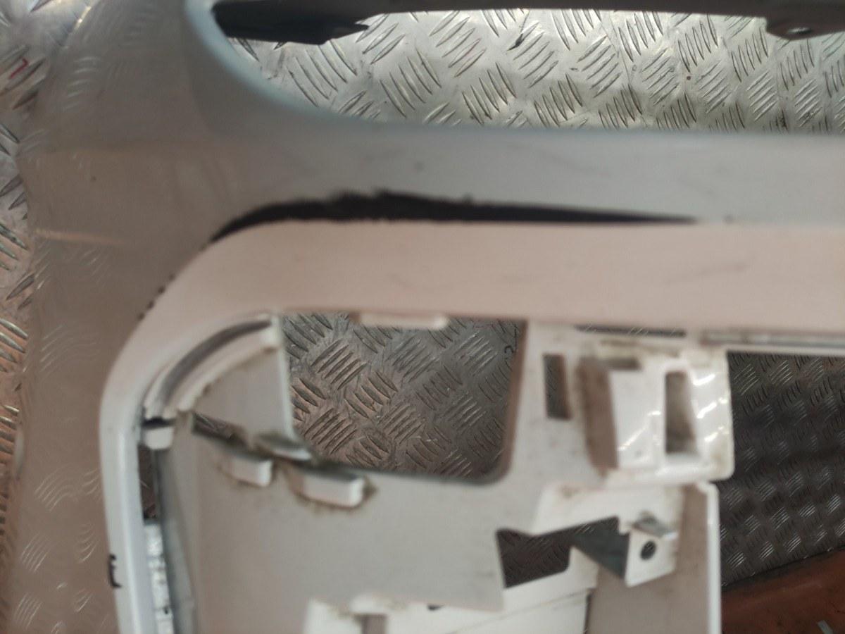 Бампер передний Q7 2015-нв 2 4M