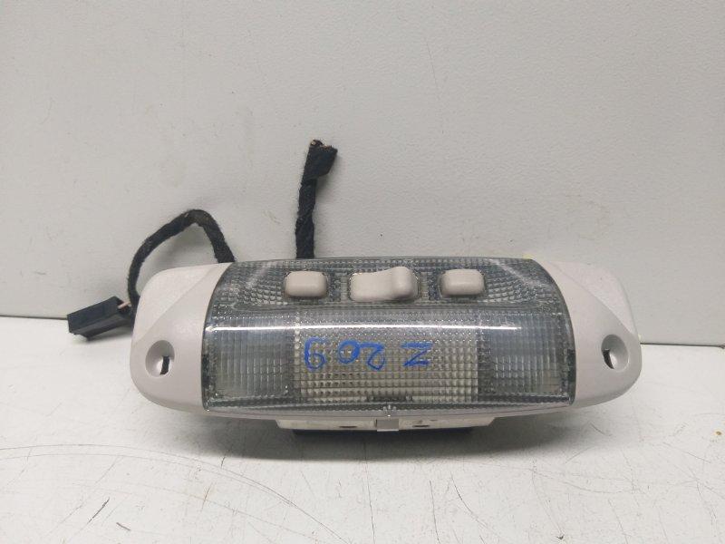 Плафон освещения салона передний FORD S-MAX 2006-2015 WS 1670437 контрактная