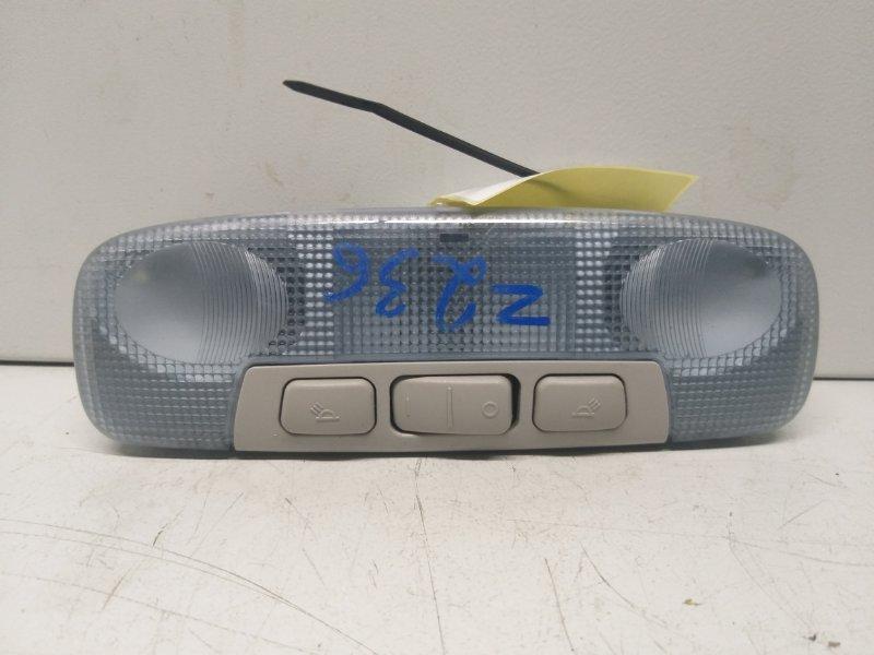 Плафон освещения салона передний FORD MONDEO 4 2007-2010 BD 1531211 контрактная