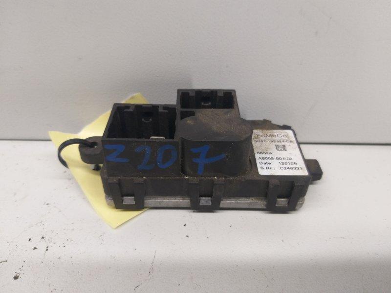 Резистор печки FORD GALAXY 2006 - 2015 CD340 1512406 контрактная