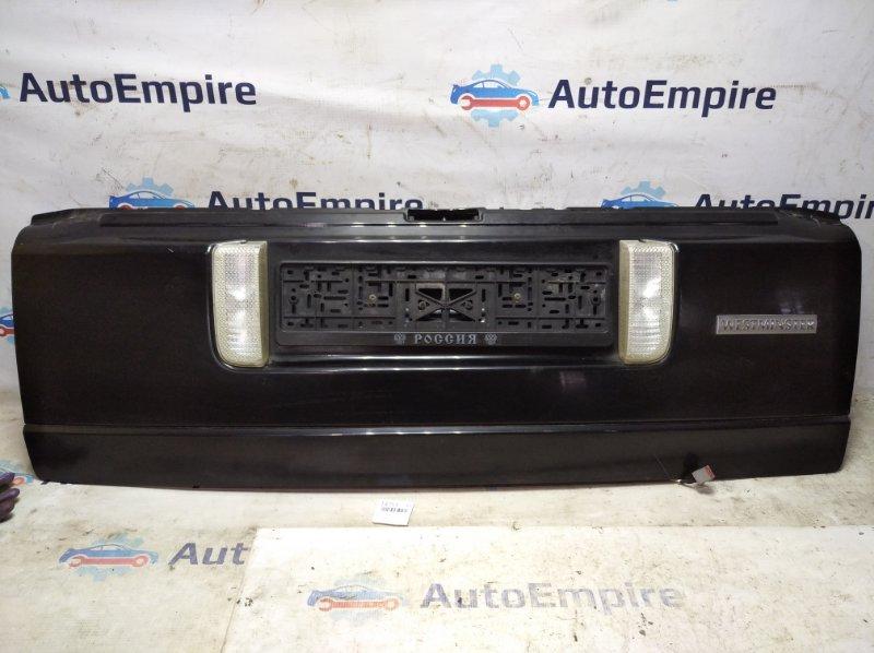 Крышка багажника LAND ROVER RANGE ROVER 2010 508PS LR018131 Б/У