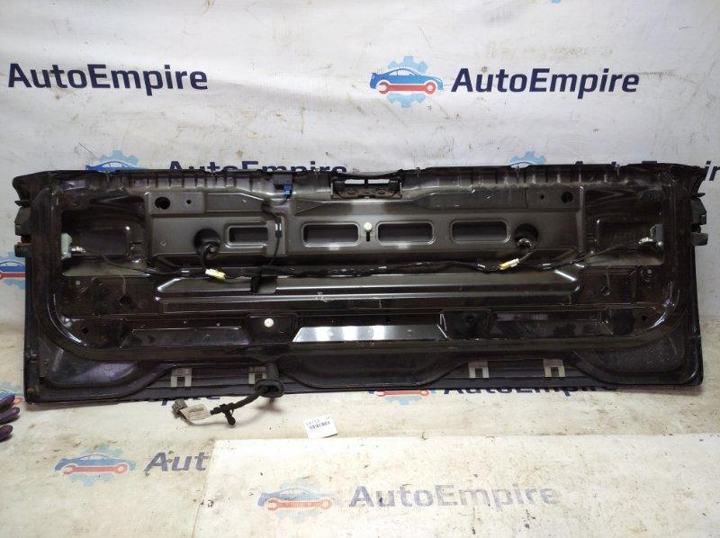 Крышка багажника RANGE ROVER 2010 508PS