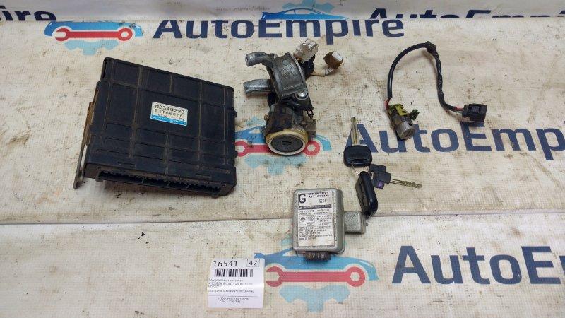 Блок управления двигателем MITSUBISHI GALANT 1996 EA5A 6A13 MD 340290 Б/У