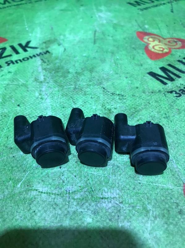 Парктроник задний BMW 5 2013 F10 N47D20C 66209270495 контрактная