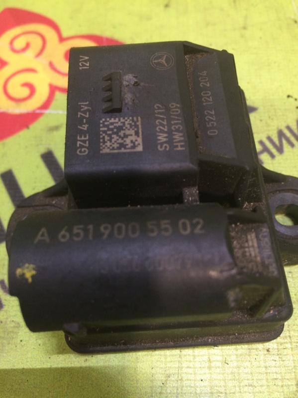 Реле свечей накала C-CLASS 2013 W204 651.911 2.2 L