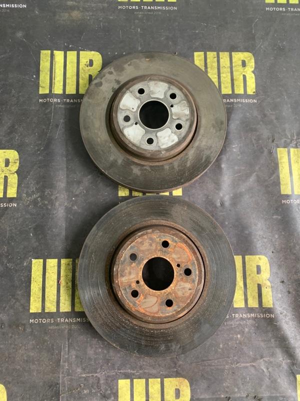 Тормозной диск передний RX330 MCU35