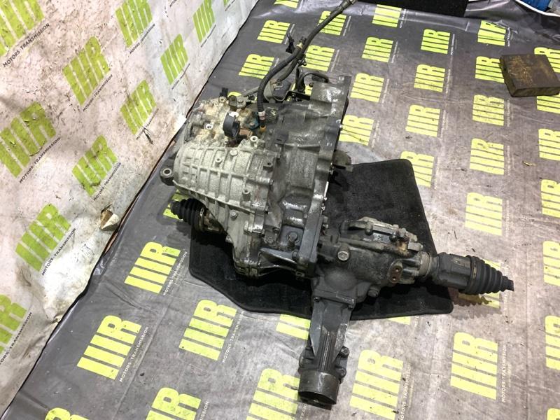 АКПП HARRIER MCU36 1MZ-FE