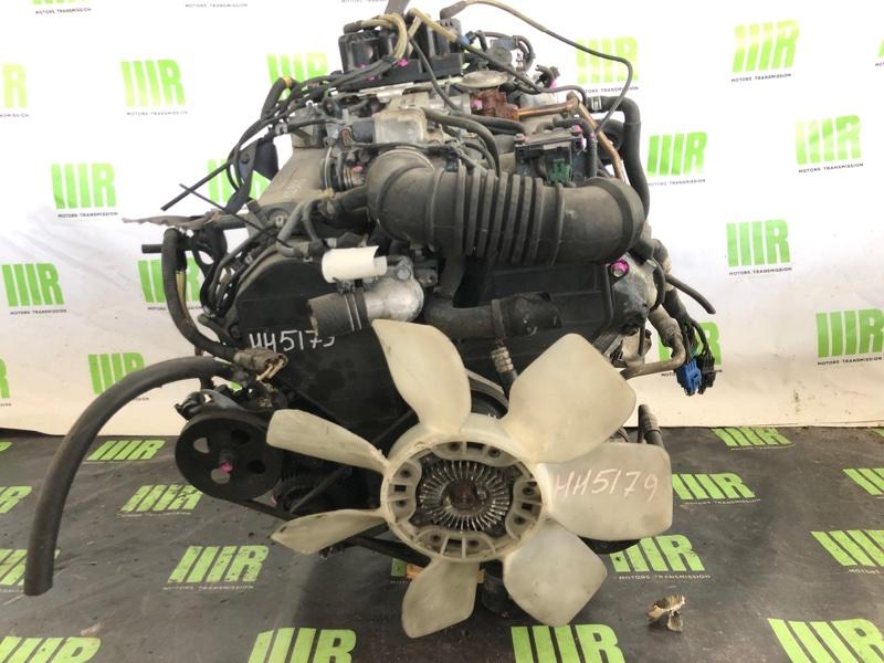 Двигатель ISUZU BIGHORN UBS25 6VD1 контрактная