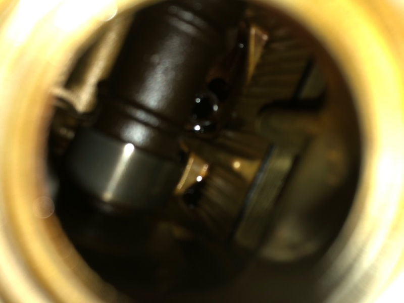 Двигатель BIGHORN UBS25 6VD1