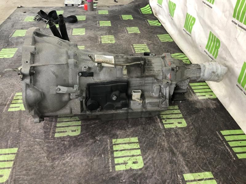 АКПП MARK X GRX120 4GR-FSE
