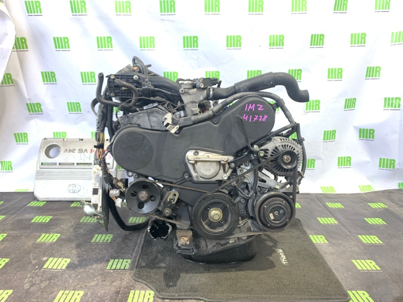 Двигатель TOYOTA WINDOM MCV30 1MZ-FE контрактная