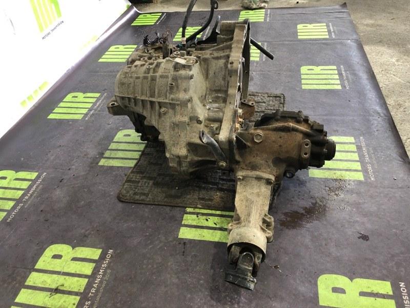 АКПП RX330 3MZ-FE