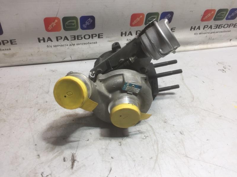 Турбина KIA Sorento D4CB 5303 970 0144 Б/У