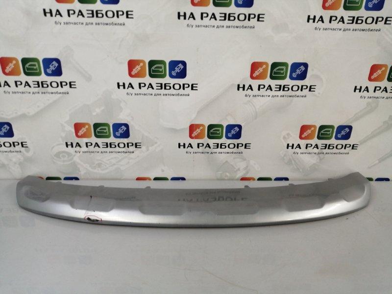 Накладка на бампер передняя kia Sorento 3 86565-C5010 Б/У