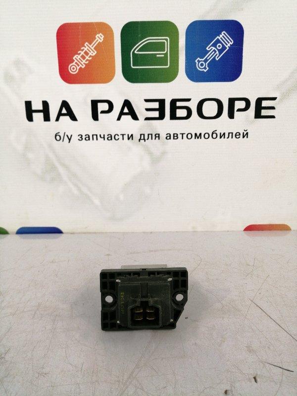 Резистор отопителя KIA Cerato 2014 YD G4FG 972353XAA0 Б/У