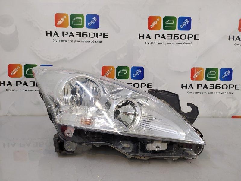 Фара передняя правая PEUGEOT 3008 9682519080 Б/У